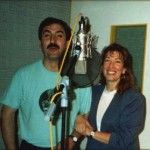 Paco Díez y María Salgado