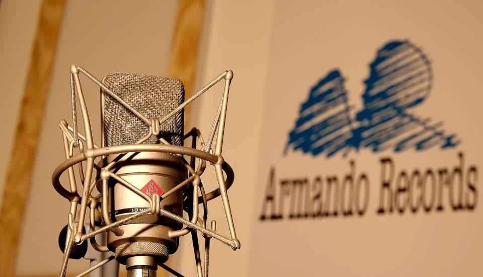 Locuciones Armando Records Valladolid España