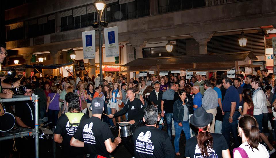 Ferias de Valladolid Armando Records España Armando Ruido