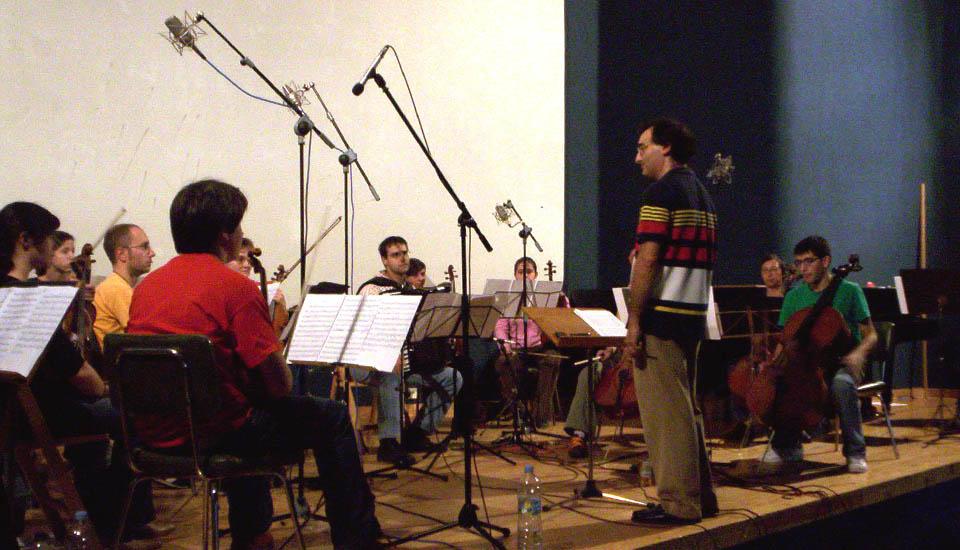 Orquesta San Benito Equipo Móvil Armando Records Valladolid España