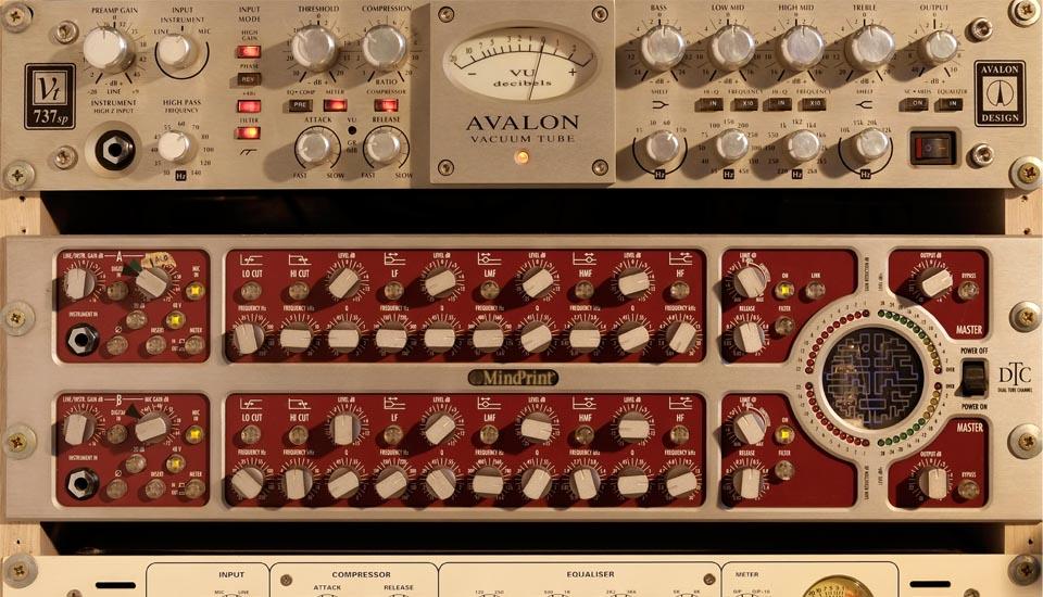 Procesadores de Válvulas Armando Records Valladolid