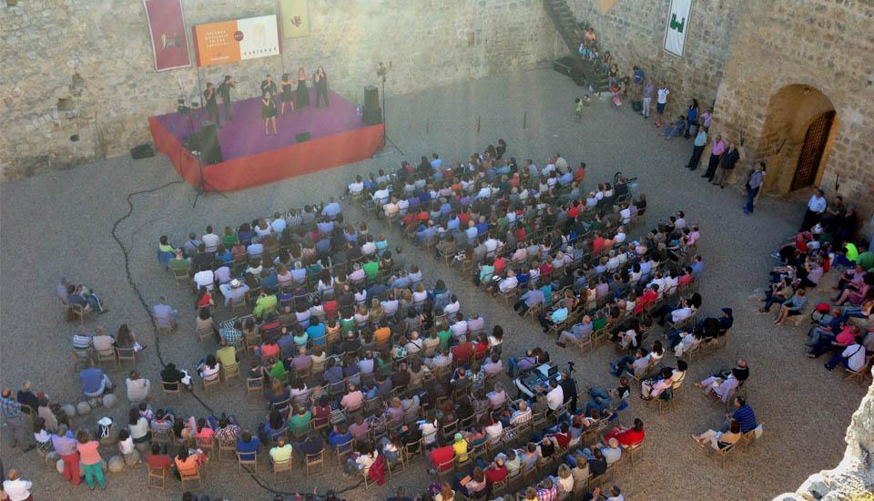 Veladas de los Castillos Sonorización Armando Records Valladolid España