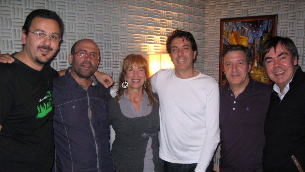 Cesar-DíezPablo-Madrid-María-Salgado-Armando-FdezToni-Xucla-y-Alberto-Jambrina.-1997