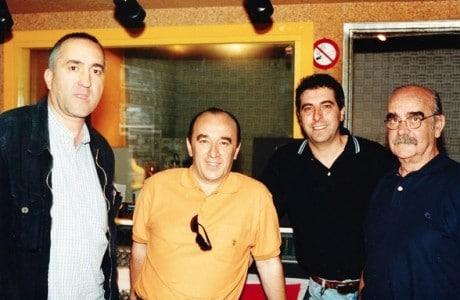 Eugenio-Rdguez-Jaime-Lafuente-Armando-Fdez-y-J.-Antonio-Labordeta-1993