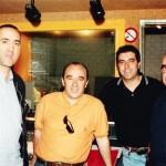 Jaime, Eugenio y Labordeta