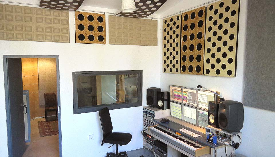 Estudio Armando Records Valladolid España