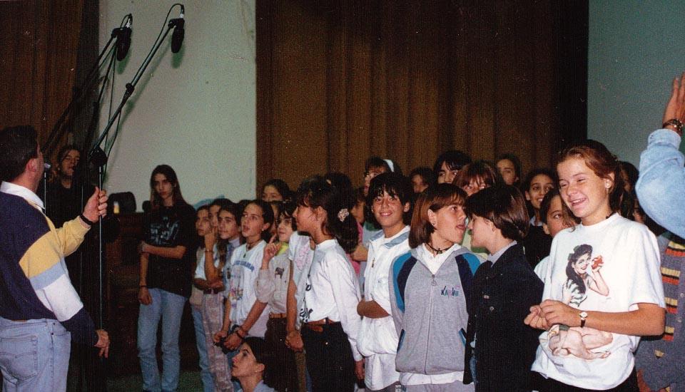Colegio San Agustín Armando Fernández de León Valladolid España