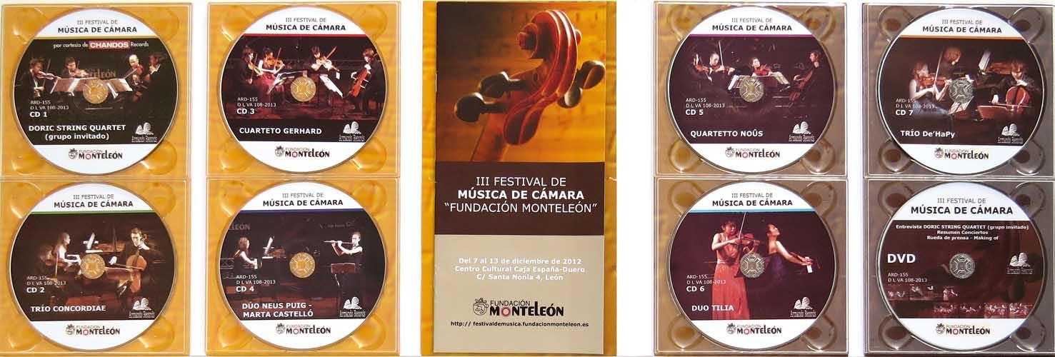 Producciones especiales Duplicación Armando Records Valladolid España