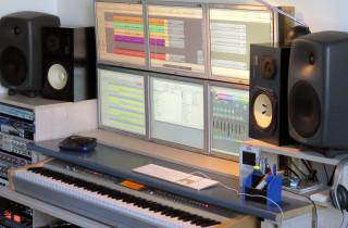 Salas Estudio Armando Records España