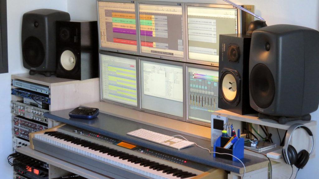 Estudio grabación curso verano sonido