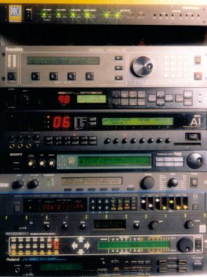 13 Rack 1995